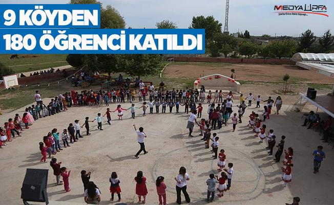 """Harran'da """"2. Cümbür Cemaat Çocuk Festivali"""""""