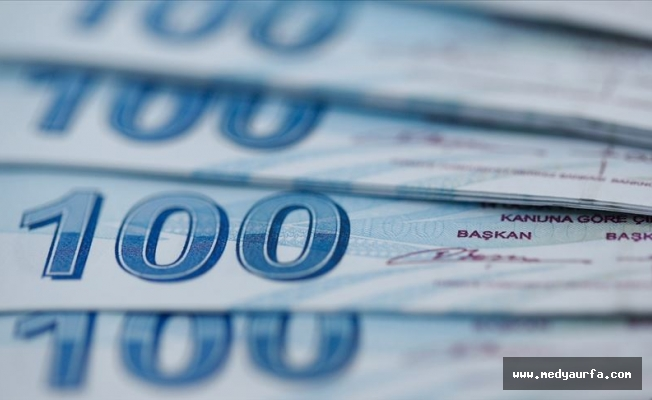 Hazine 10,7 milyar lira borçlandı