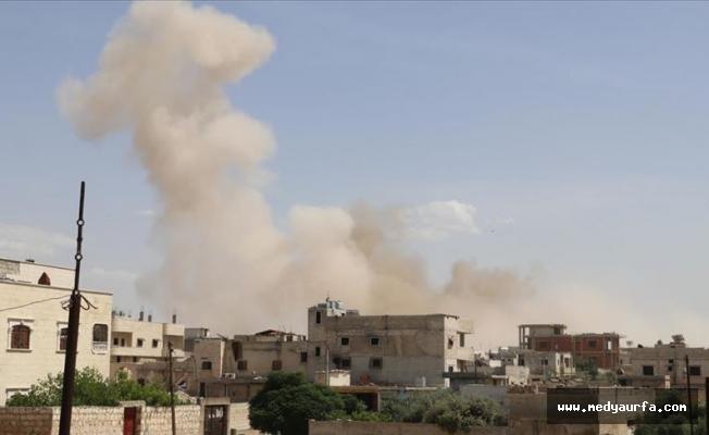 İdlib yoğun hava saldırıları altında: 17 ölü, 35 yaralı