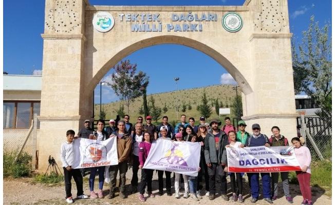 İlgi Okulları Öğrencileri Milli Parkta Yürüdüler