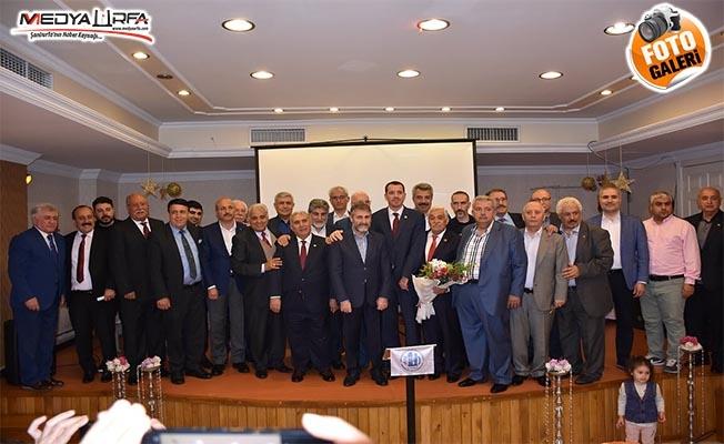 İstanbul'daki Viranşehirliler İftarda buluştu