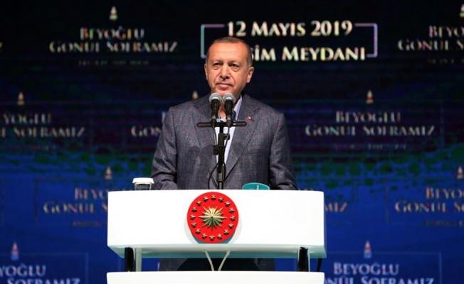 ''İstanbul halkı 23 Haziran'da gereken cevabı verecektir''