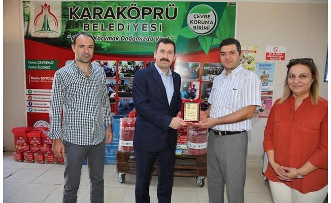 Karaköprü'de 2 milyon liralık dönüşüm hibesi