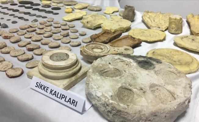 Konya merkezli 4 ilde tarihi eser kaçakçılığı operasyonu