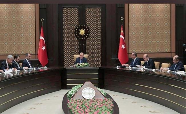 Reform Eylem Grubu Toplantısı'na başkanlık etti