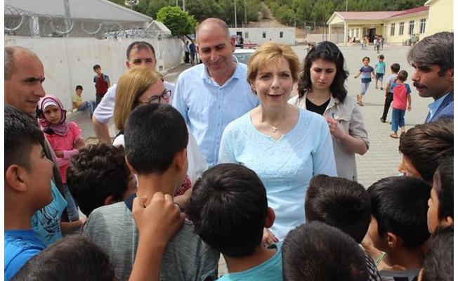 Romanya Kraliyet ailesi Göbeklitepe'yi gezdi