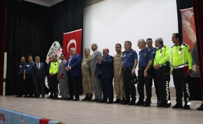 Şanlıurfa'da Karayolu Trafik Haftası kutlandı