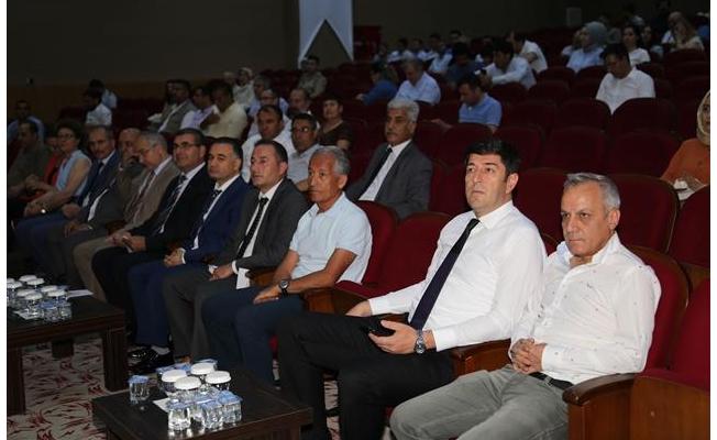 Bozkır Ekosistemleri Urfa'da masaya yatırıldı