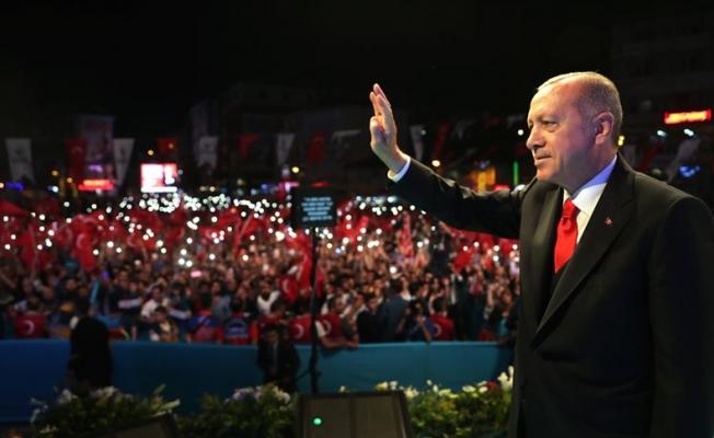 Erdoğan: 82 milyonu ortak paydada buluşturacağız