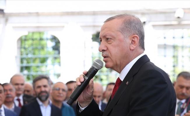 Erdoğan: Normal bir ölüm olduğuna inanmıyorum