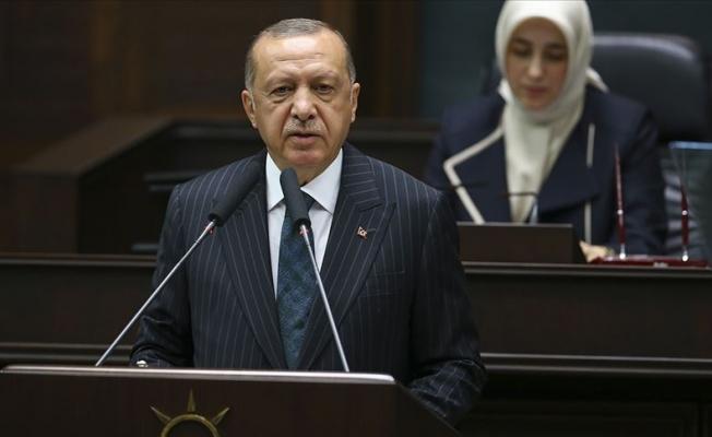 Erdoğan: S-400'de geri adım atmayacağız