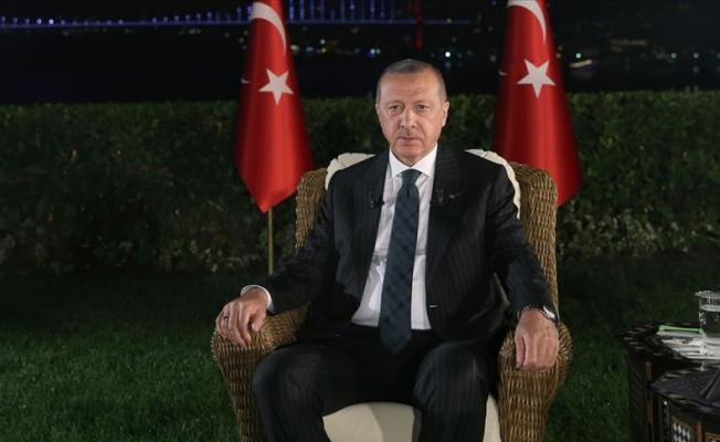 Erdoğan: Şanlıurfa'da bir ilçe hariç hepsi AK Parti