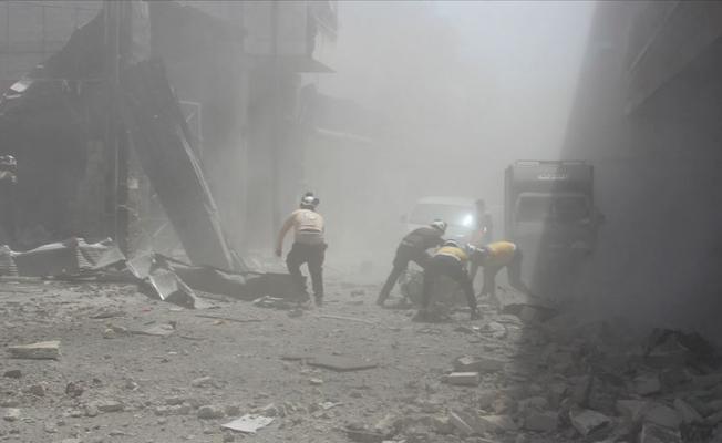 Esed rejiminden bayramda katliam : 5 ölü