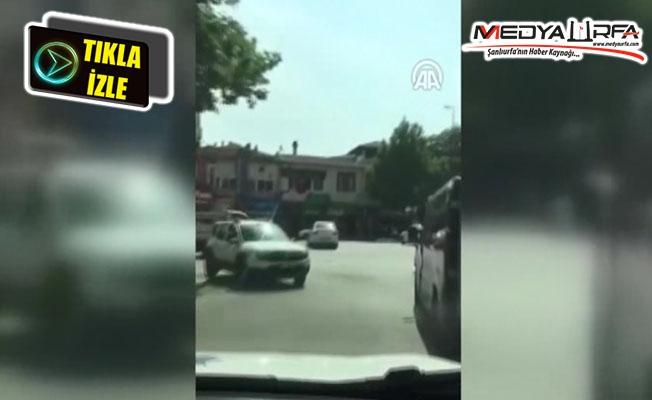 Geç kalan öğrenciyi sınava polis yetiştirdi