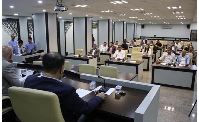 Haliliye'de Haziran ayı 1. Birleşimi Gerçekleştirildi