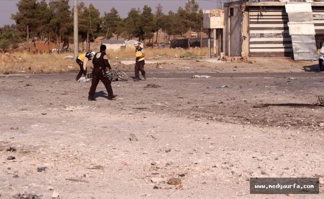 İdlib'e hava saldırıları: 6 ölü