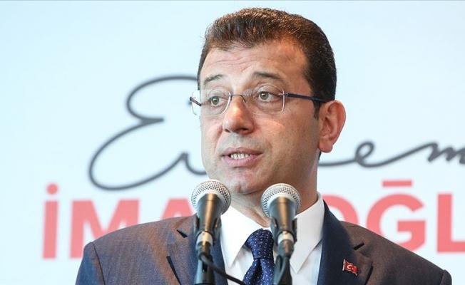 İmamoğlu: Netice İstanbul'a hayırlı olsun!
