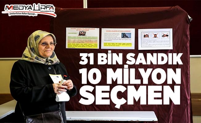 İstanbul başkanını seçiyor!