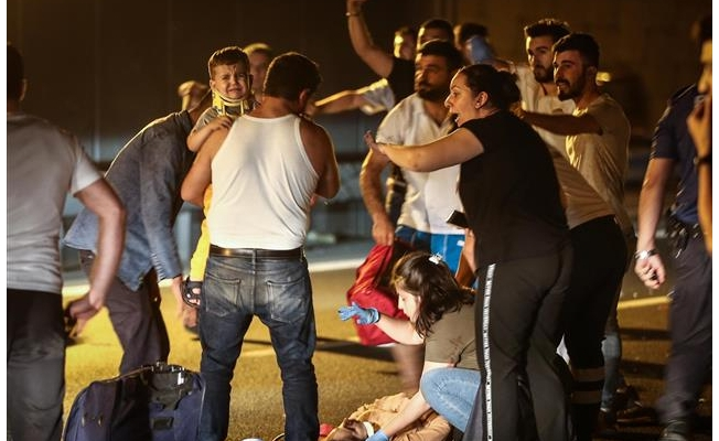 İstanbul'da trafik kazası: 2 ölü, 8 yaralı