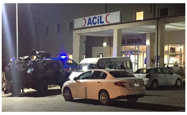 Siverek'te otomobil devrildi: 4 yaralı