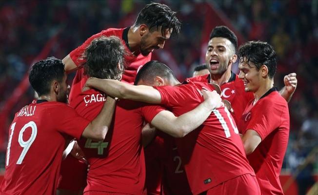 Türkiye: 2 Özbekistan: 0
