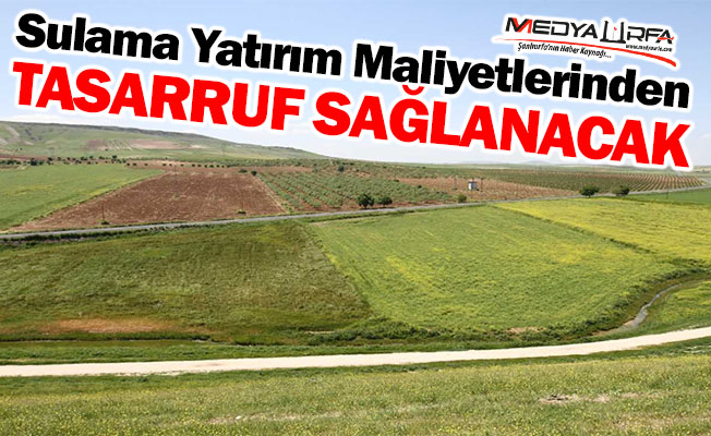Urfa'da Arazi toplulaştırma devam ediyor