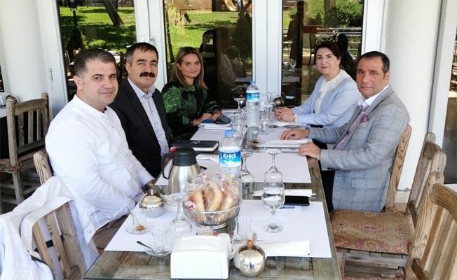 Ankara'da ŞURKAV kuruldu