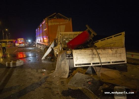Urfa'da Otomobil Çarptığı Yaya Hayatını Kaybetti