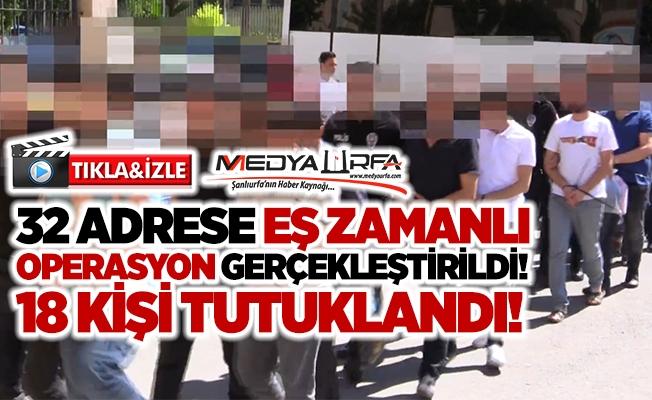 Urfa'da kaçak bahis operasyonu!