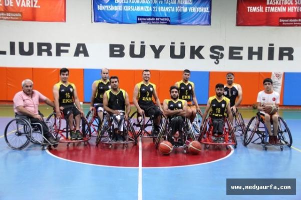 Büyükşehir Basketbol Takımı Yeni Sezona Hazırlanıyor