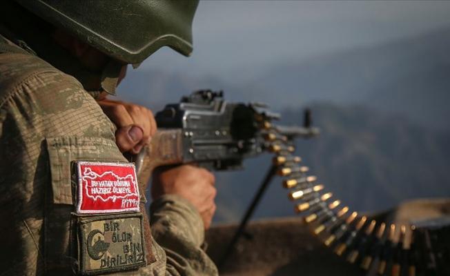 Pençe-3 Harekatı'nda 15 terörist öldürüldü