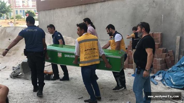 Şanlıurfa'da inşaattan düşen işçi öldü