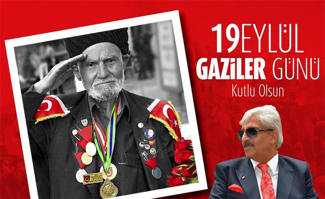 Bengi, Gaziler Gününü Kutladı