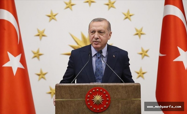 Erdoğan Belediye Başkanlarıyla Buluştu