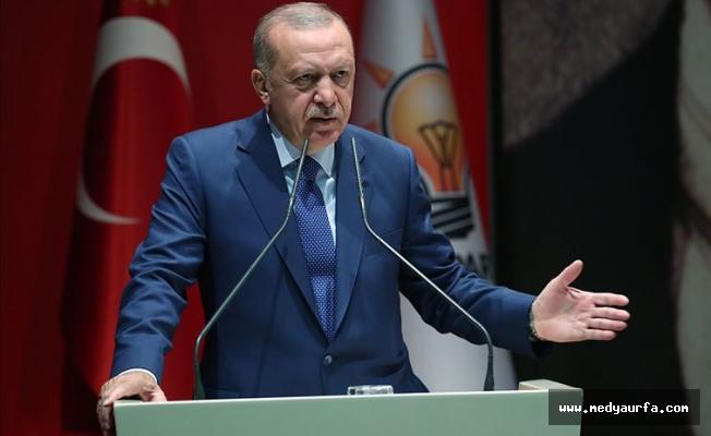 Erdoğan toplumu kucaklamak için elini uzatıyor
