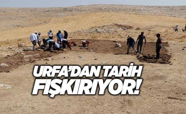 Urfa'da Karahantepe heyecanı