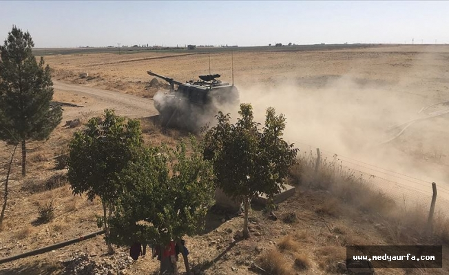 Barış Pınarında 8 PKK/YPG'li terörist etkisiz hale getirildi