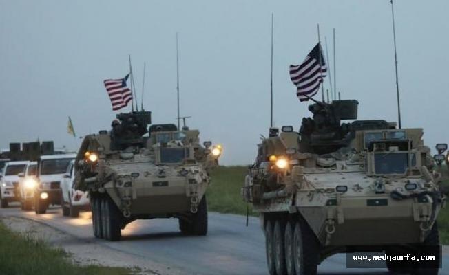 ABD birlikleri yeniden Kamışlı'da devriyeye çıktı