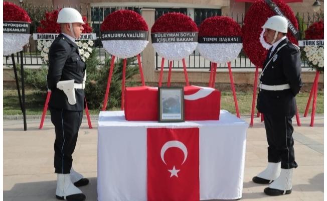 Akçakale şehitleri için tören düzenlendi