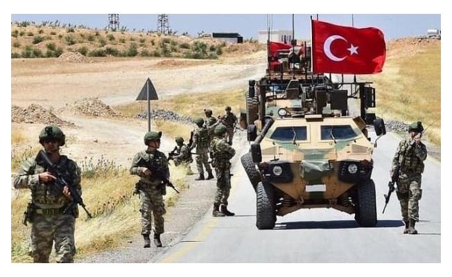 Barış Pınarı Harekatı'nın ilk 48 saati