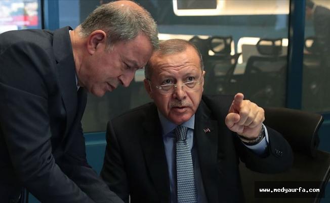 Barış Pınarı Harekatı Koordinasyon Toplantısı