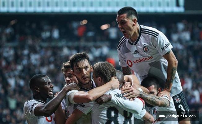 Beşiktaş ile Kayserispor 47. randevuda