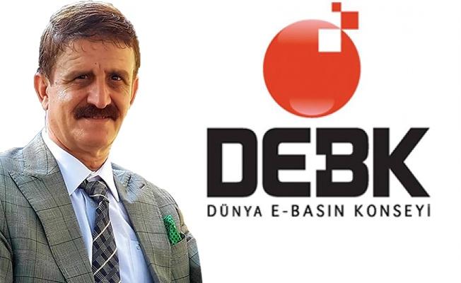 Erbülbül, DEBK'in Şanlıurfa temsilcisi oldu