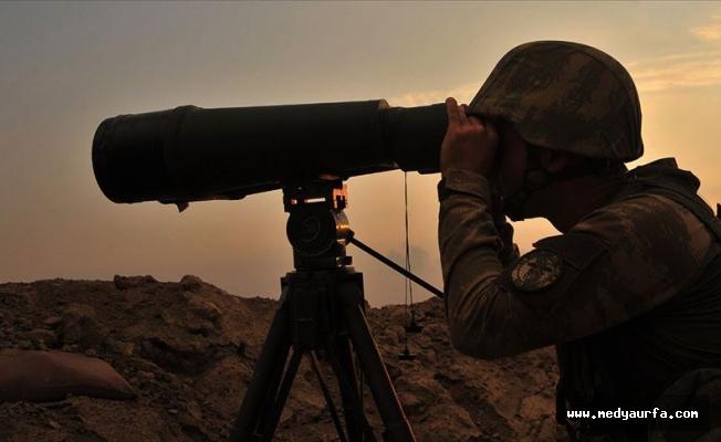 Silopi'de PKK'lı 5 terörist teslim oldu