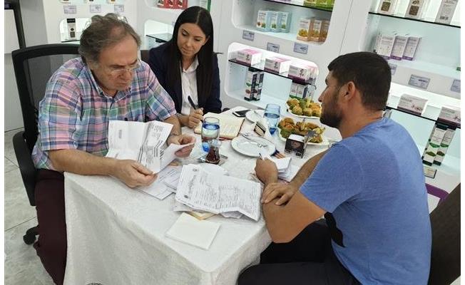 Saraçoğlu Urfa'da Bitkisel Ürünler Mağazası açtı