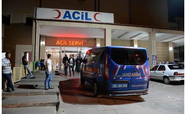 Siverek'te traktörle otomobil çarpıştı: 1 ölü, 1 yaralı
