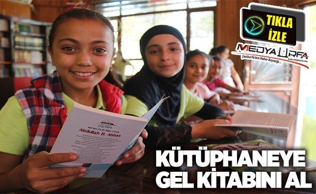 Urfalı çocuklardan Türkiye'ye önemli mesaj