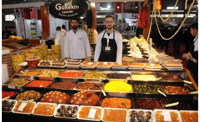 Anadolu'nun lezzetleri Diyarbakır'da buluştu