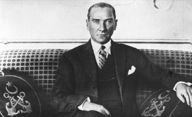Atatürk, ölümünün 81 yılında anılıyor