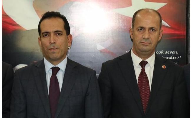 Başkan Yavuz'dan kayyuma destek ziyareti